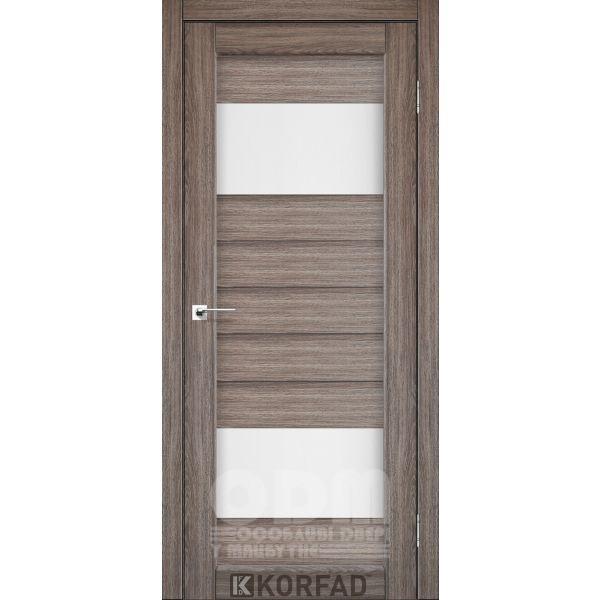 Двери PR-09 Дуб Грей