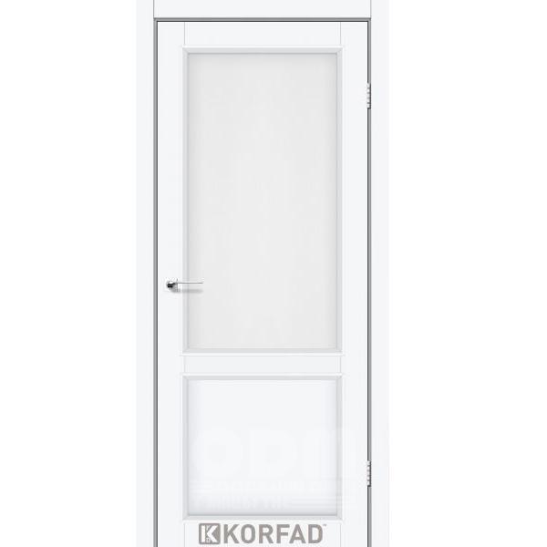 Двери CL-02 Белый перламутр
