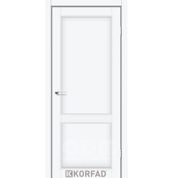 Двери CL-03 Белый перламутр