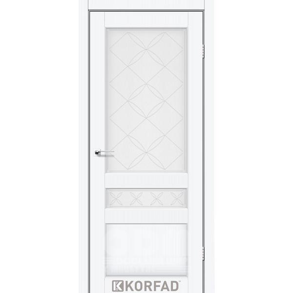 Двери CL-04 Белый перламутр