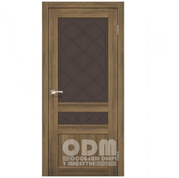 Двери CL-04 Дуб Браш