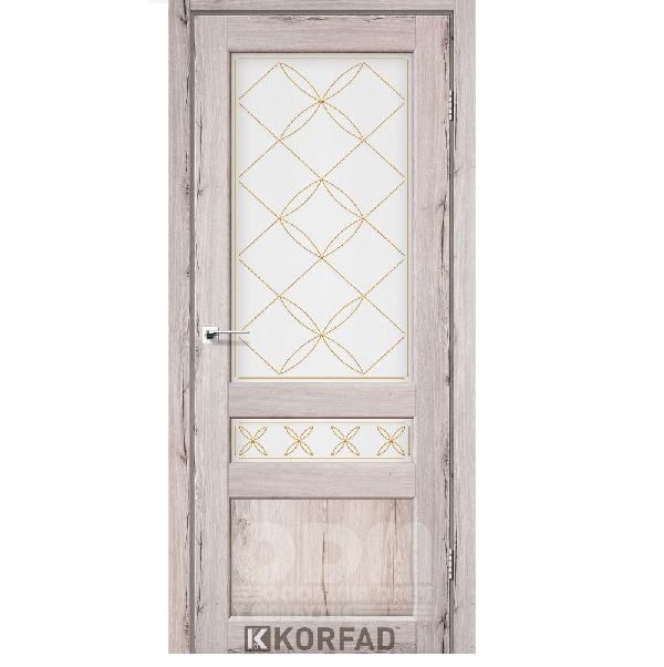 Двери CL-04 Дуб нордик
