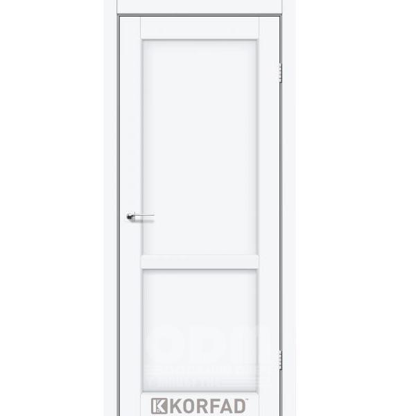 Двери PL-01 Белый перламутр