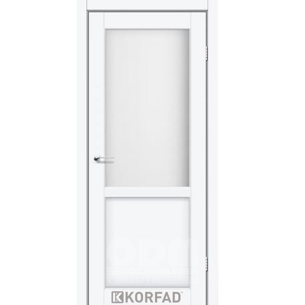 Двери PL-02 Белый перламутр