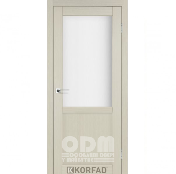 Двери PL-02 Дуб беленный