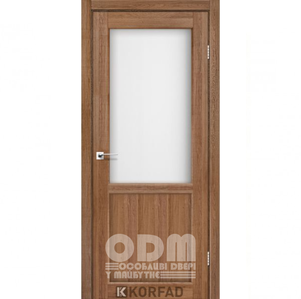 Двери PL-02 Дуб Браш