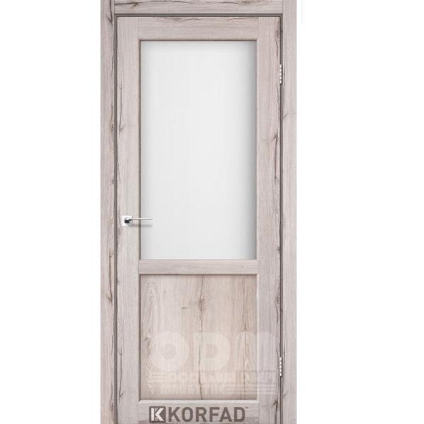 Двери PL-02 Дуб нордик