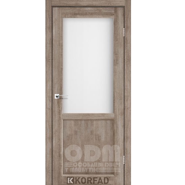 Двери PL-02 Эш-вайт