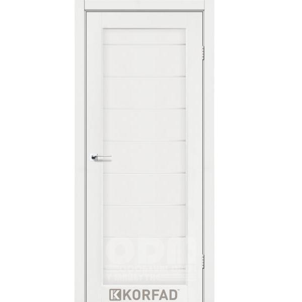 Двери PND-01 Ясень Белый