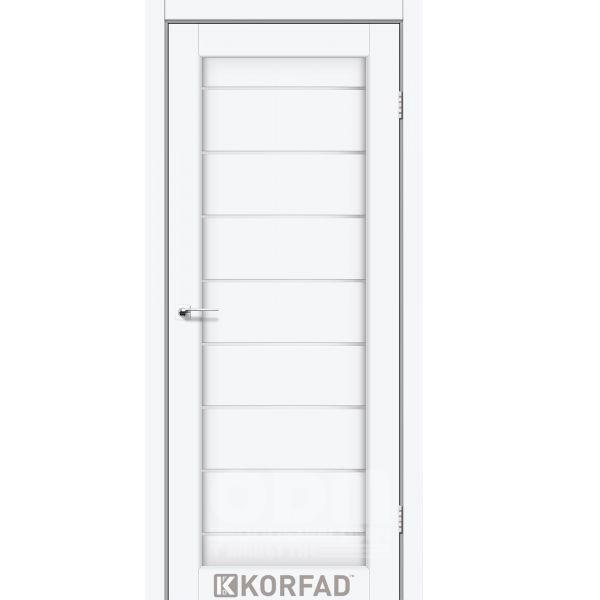 Двери PND-01 Белый перламутр