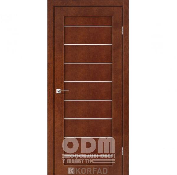 Двери PND-01 Сталь кортен