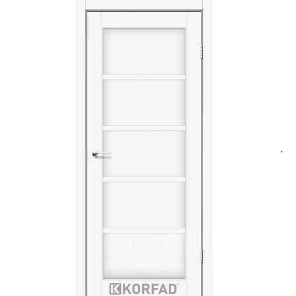 Двери VC-01 Белый перламутр
