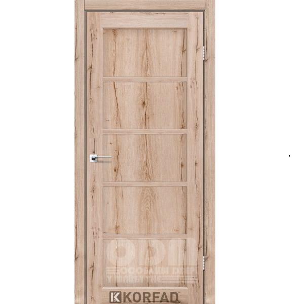 Двери VC-01 Дуб Тобакко