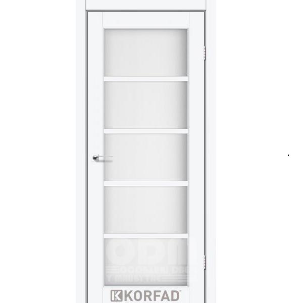 Двери VC-02 Белый перламутр