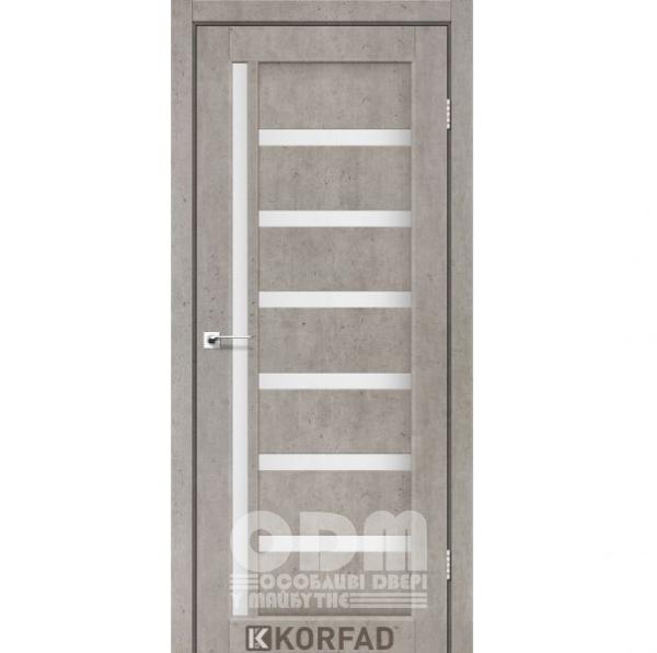Двери VL-01 Лайт Бетон