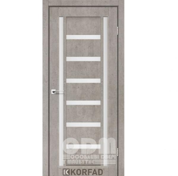 Двери VL-02 Лайт Бетон