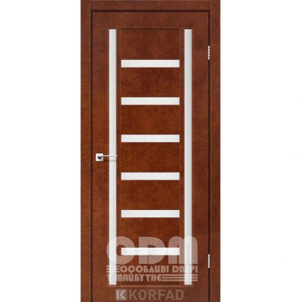 Двери VL-02 Сталь кортен