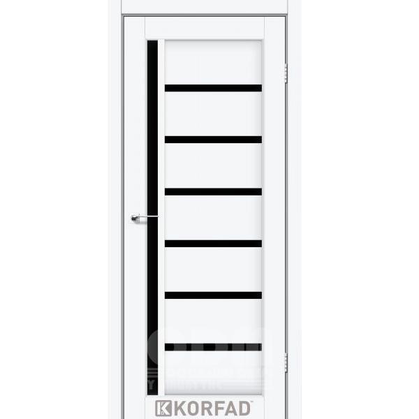 Двери VLD-01 Белый перламутр