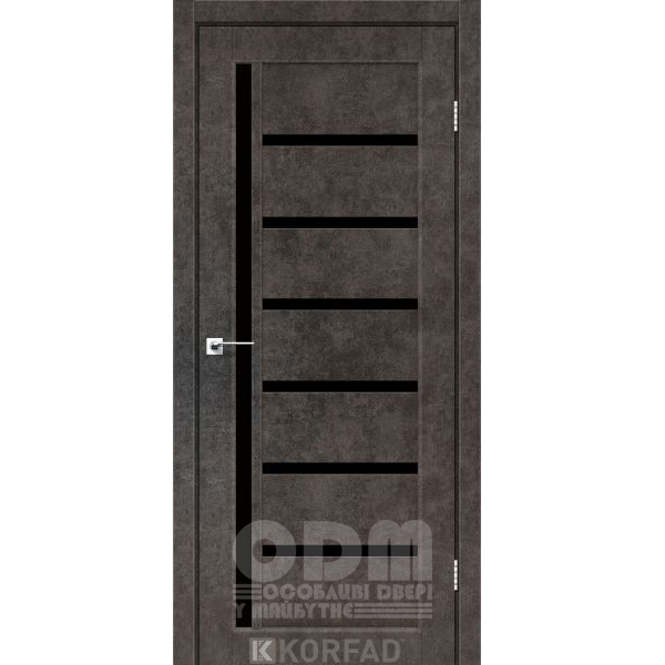 Двери VLD-01 Лофт Бетон