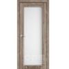 Двери SV-01 Эш-вайт, сатин белый