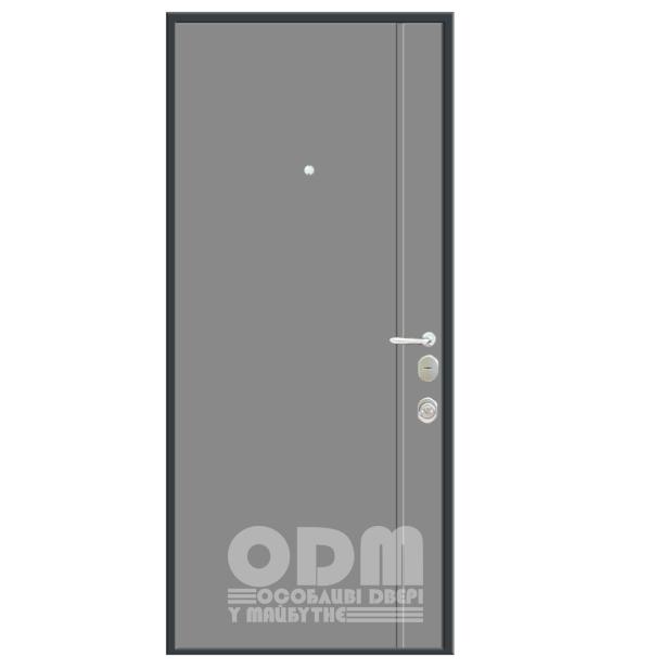Входные двери Berislav М3 (A 13.1) ISEO
