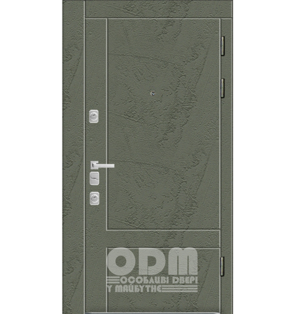 Входные двериBerislav М4+ (A 21.2) ISEO Secure+